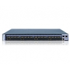Mellanox Шлюз BridgeX based IB to EN Gateway with 4 QSFP QDR (40Gb/s) InfiniBand ports (internal) and up to 12 SFP+ 1/10GigE ports (external) (MBX5020-1SFR)